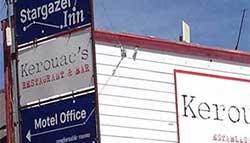 Kerouac's, Baker Nevada