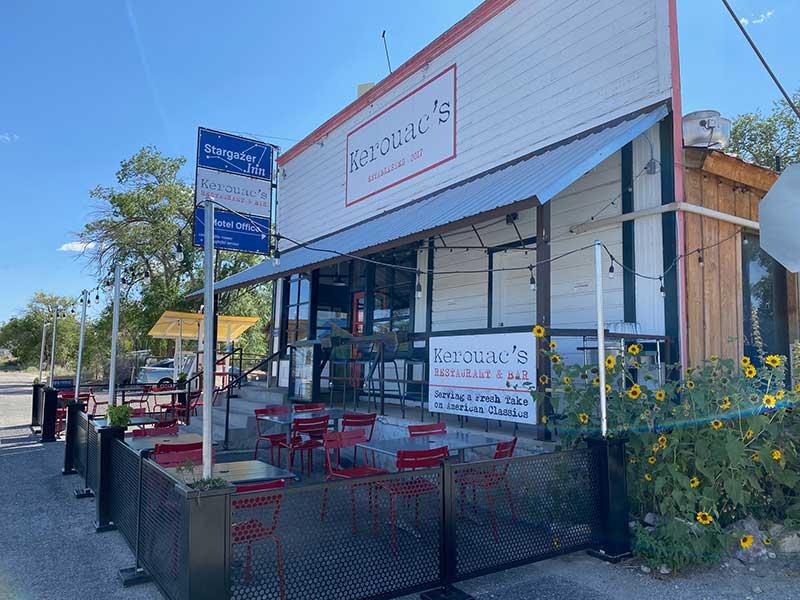 Kerouac's in Baker Nevada