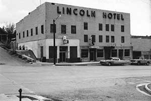 Lincoln Hotel, Eureka Nevada