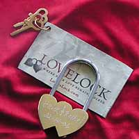 Lovers Lock, Lovelock Nevada