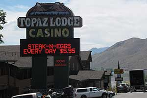 Topaz Lodge Nevada