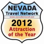 Nevada Travel Network 2012 Attraction of the Year