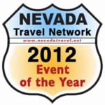 Nevada Travel Network 2012 Event of the Year