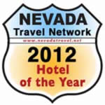 Nevada Travel Network 2012 Hotels of the Year