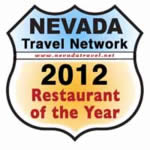 Nevada Travel Network 2012 Restaurants of the Year