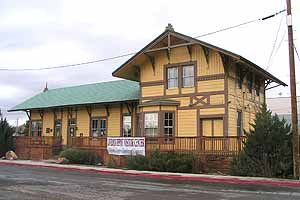 Lovelock Nevada Visitor Center