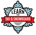 Learn to Ski and Snowboard logo