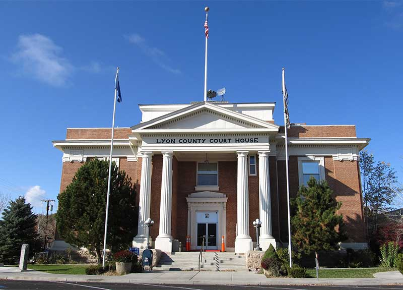 Lyon County Court House