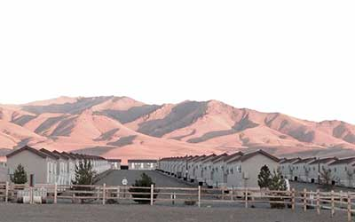 Frontier RV Park, Winnemucca Nevada