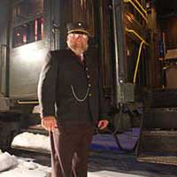Mark Bassett, Executive Director, Nevada Northern Railway, Ely