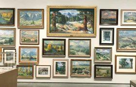 Hans Meyer-Kassel at the Nevada Museum of Art, Reno