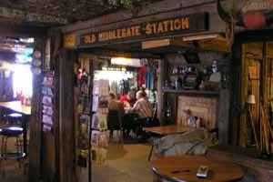 Middlegate Station, US 50 Nevada