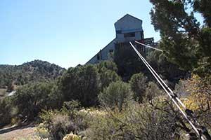 Belmont Mill, White Pine District