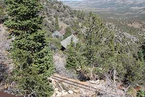 Hamilton mine tracks