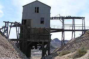 Tonopah Nevada Historic Mining Park
