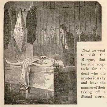 The Paris Morgue