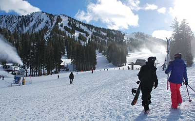 Mount Rose Ski Resort, Nevada