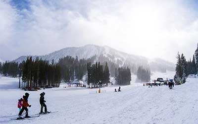 Mount Rose Ski Resort