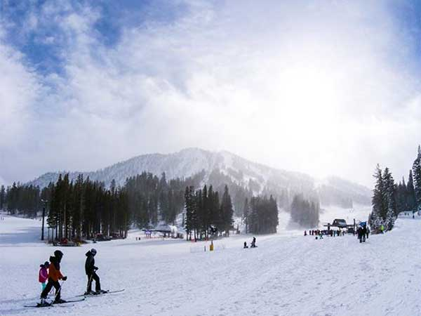 Mount Rose Skiing