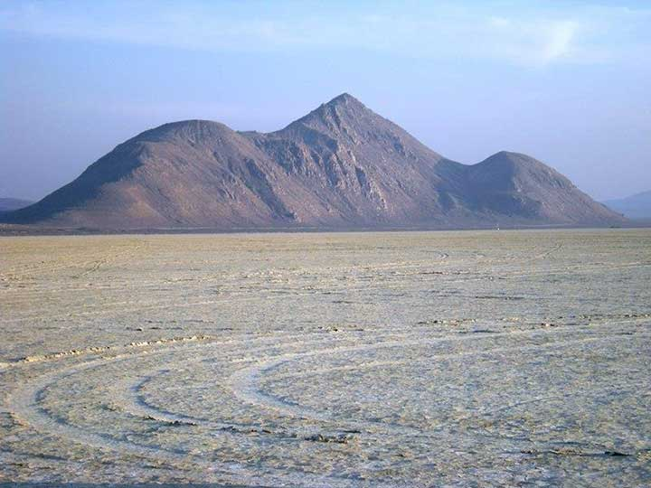 Mt. Trego, Black Rock Desert Nevada