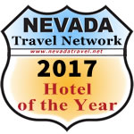 Nevada Must See-Must Do 2017 Hotel of the Year