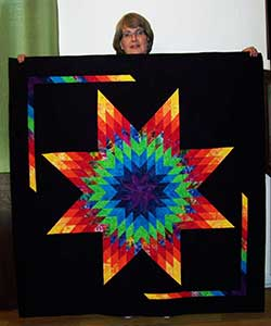 Nancy Brisack's quilts