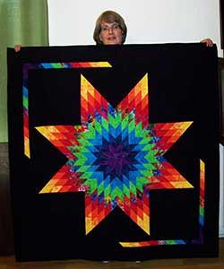 Nancy Brisack's quilts