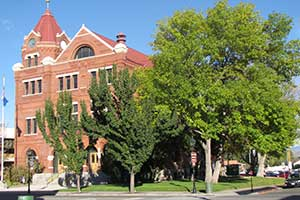 TravelNevada is headquartered in the old Carson City Post Office and Federal Building