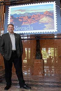 The Nevada Stamp