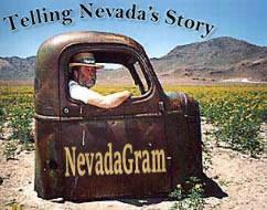 Nevadagram from the Nevada Travel Network