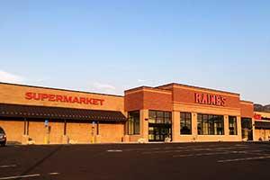 Raine's Supermarket, Eureka Nevada