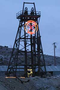 New York Mine, Gold Hill Nevada