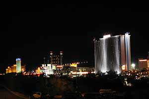 Laughlin Nevada and the Colorado River