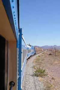 Nevada Southern Railway Boulder City Nevada