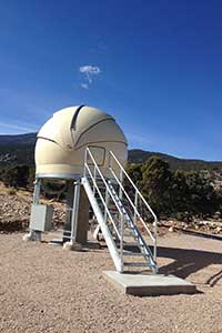 Great Basin Observatory, Great Basin National Park Nevada