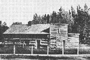 Mormon Station, Genoa Nevada