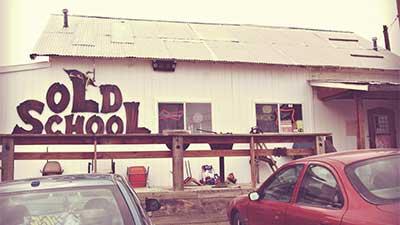 Old School bar, Silver Peak