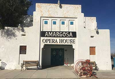 Amargosa Opera House, Death Valley Junction