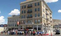 NevadaGram #121 - Mizpah Hotel Opens, Perfect Tourist Comes to Visit