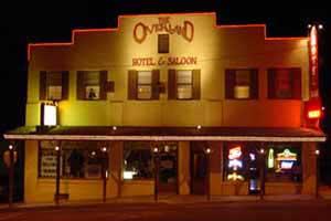 Overland Hotel, Pioche Nevada