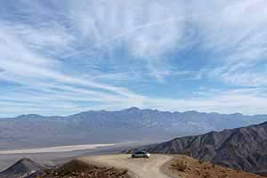 Panamint Mountains, Death Valley National Park