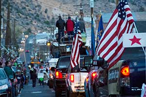 2014 Nevada Day Parade, Virginia City