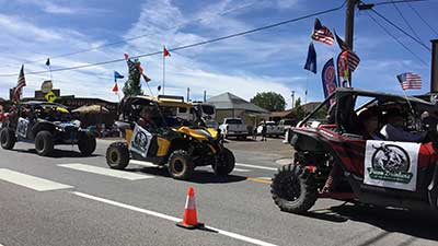 2019 Goldfield Days Parade