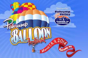 Pahrump Balloon Festival 2014