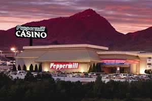 Peppermill Hotel Casino, Wendover Nevada