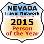 The Nevada Travel Network 2015 Person of the Year