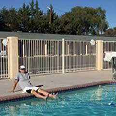 Fallon pool