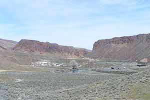 Palisade Nevada