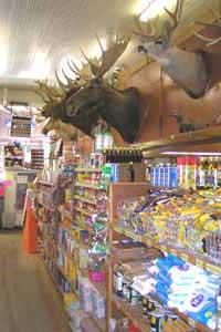 Raine's Market, Eureka Nevada