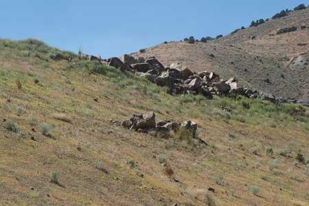 Reclamation, Gold Canyon Nevada